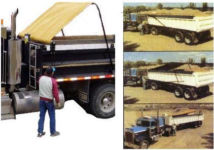 dump truck tarps fraser valley tarp tie ltd 604 888 1422